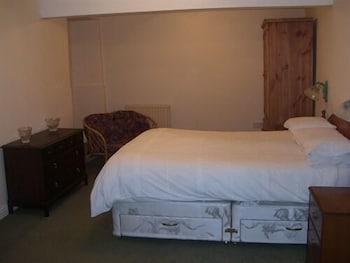올드 비커리지(The Old Vicarage) Hotel Image 4 - Guestroom