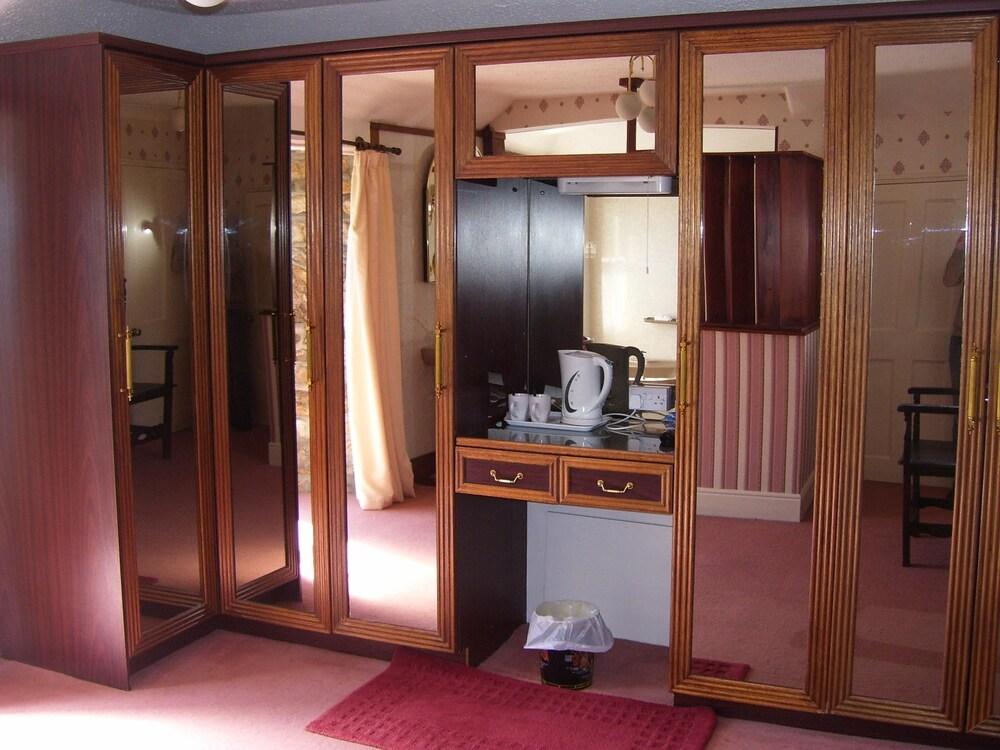 올드 비커리지(The Old Vicarage) Hotel Image 14 - Living Area