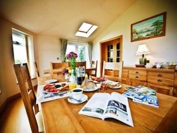 손턴 로지 팜(Thornton Lodge Farm) Hotel Image 17 - Dining
