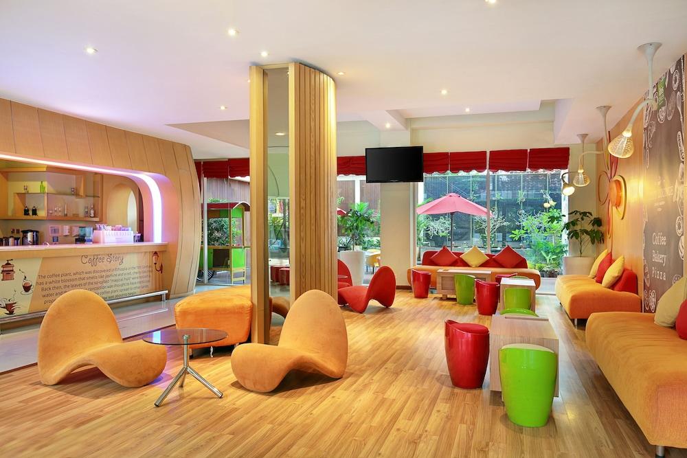 이비스 스타일스 요그야카르타(ibis Styles Yogyakarta) Hotel Image 4 - Lobby Lounge