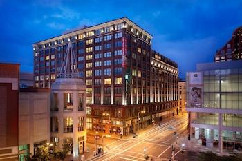 聖路易斯市中心希爾頓大使套房飯店 Embassy Suites by Hilton St. Louis Downtown