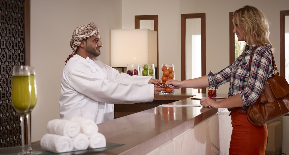 시파웨이 부티크 호텔(Sifawy Boutique Hotel) Hotel Image 2 - Reception