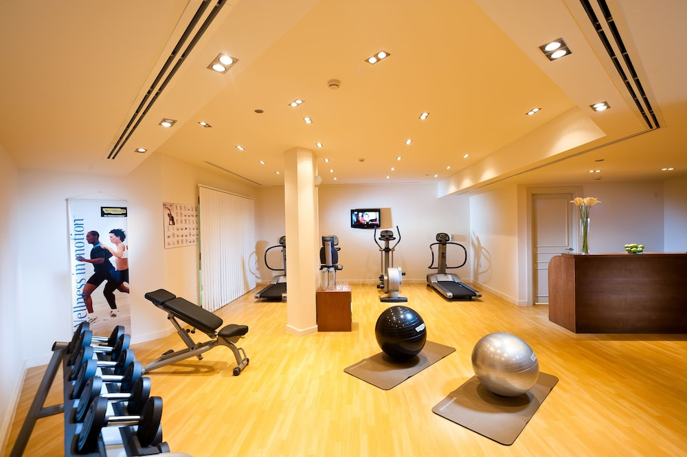 시파웨이 부티크 호텔(Sifawy Boutique Hotel) Hotel Image 32 - Gym