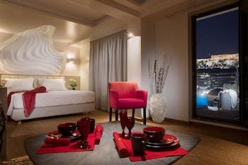 Red Suite (Acropolis View)