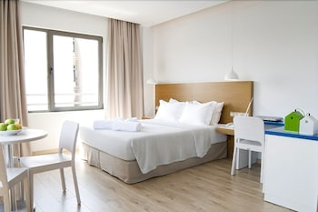Deluxe Double Room (Acropolis View)
