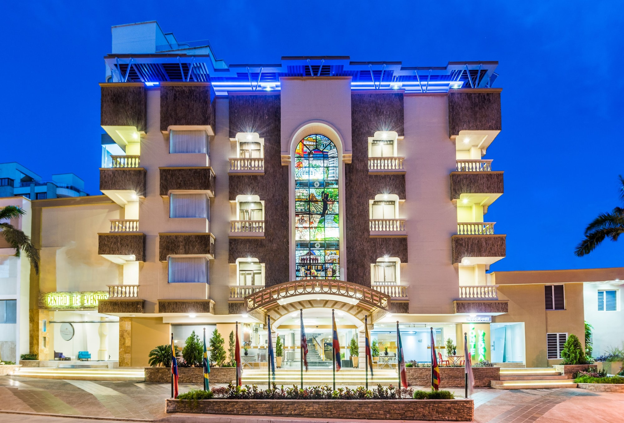 Hotel American Golf, Barranquilla