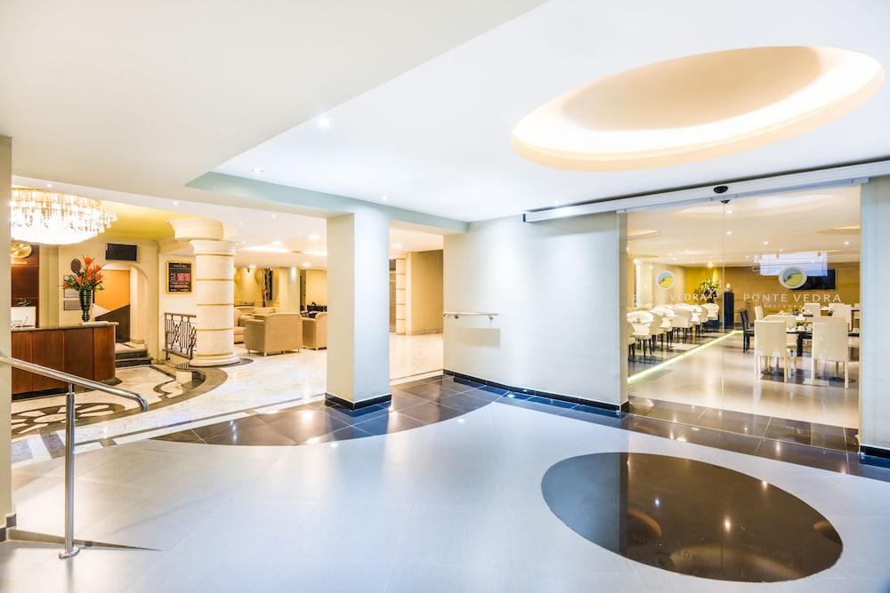 호텔 아메리칸 골프(Hotel American Golf) Hotel Image 2 - Lobby