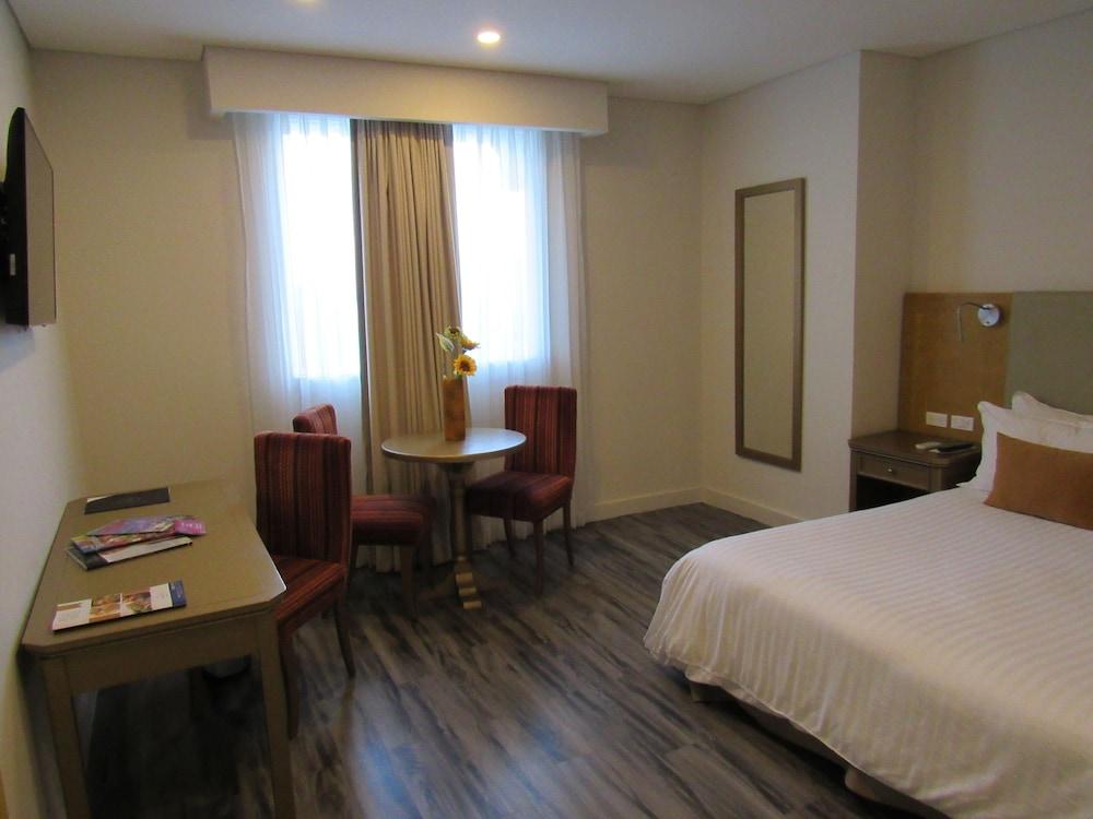 호텔 아메리칸 골프(Hotel American Golf) Hotel Image 20 - Guestroom