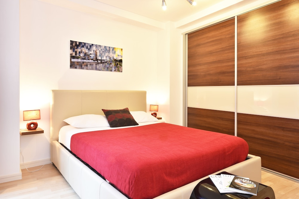 브리지 아파트먼츠(Bridge Apartments) Hotel Image 37 - Guestroom