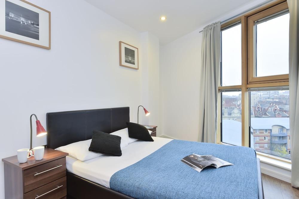 브리지 아파트먼츠(Bridge Apartments) Hotel Image 6 - Guestroom