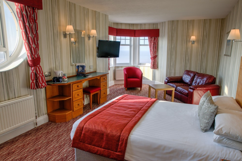 더 클리프스 호텔 블랙풀(The Cliffs Hotel Blackpool) Hotel Image 13 - Guestroom
