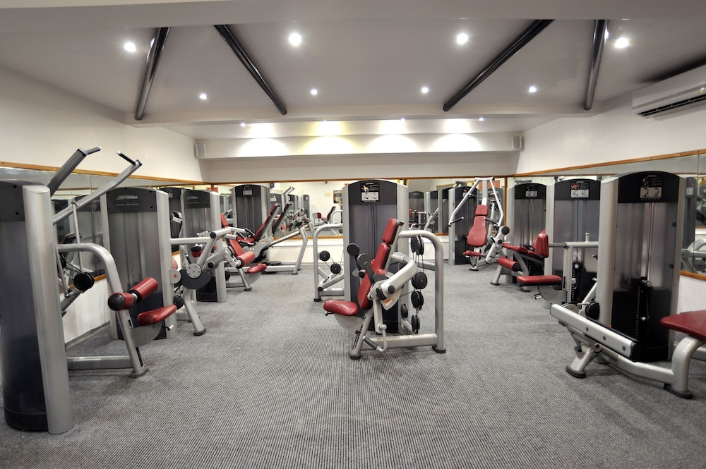 더 클리프스 호텔 블랙풀(The Cliffs Hotel Blackpool) Hotel Image 27 - Gym