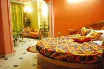 호텔 블루 사피어(Blue Sapphire) Hotel Image 6 - Guestroom