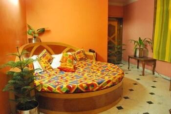 호텔 블루 사피어(Blue Sapphire) Hotel Image 3 - Guestroom