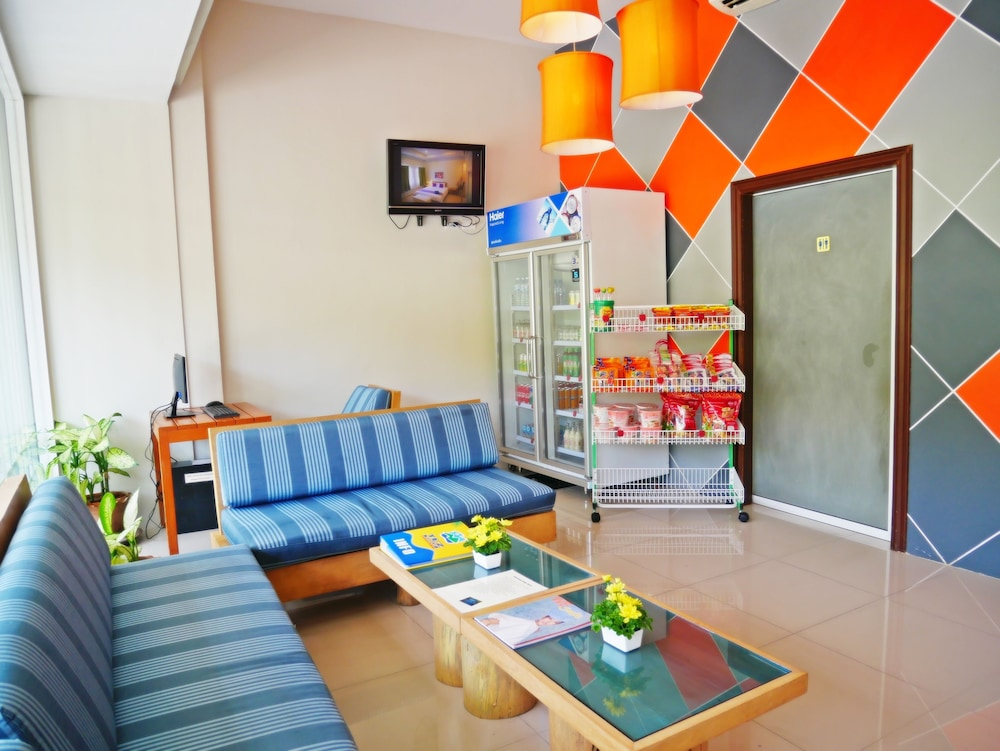 심플리 리조트 바이 메타디(Simply Resort By Metadee) Hotel Image 5 - Reception