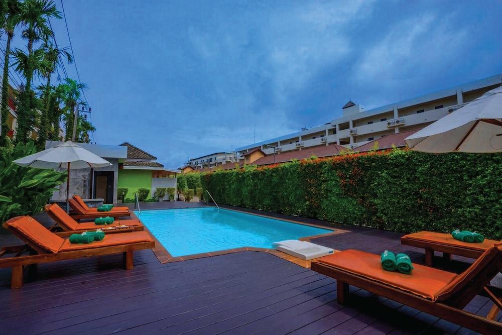 심플리 리조트 바이 메타디(Simply Resort By Metadee) Hotel Image 1 - Pool