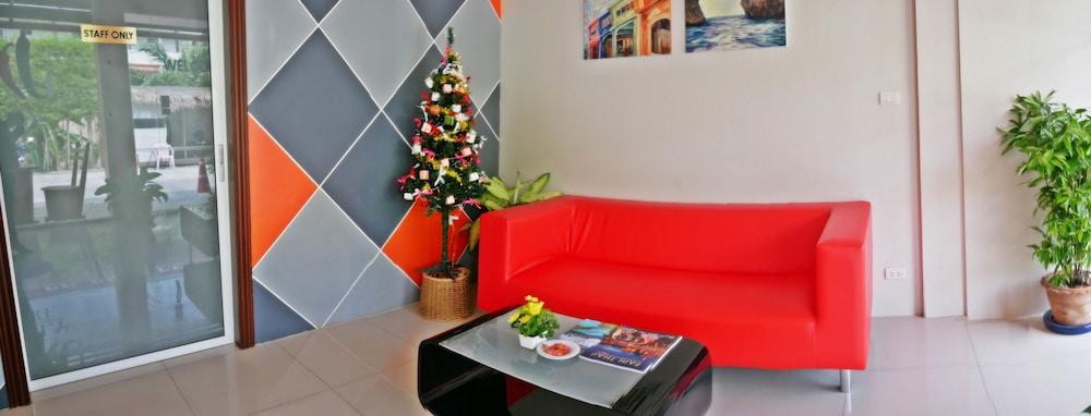 심플리 리조트 바이 메타디(Simply Resort By Metadee) Hotel Image 8 - Reception