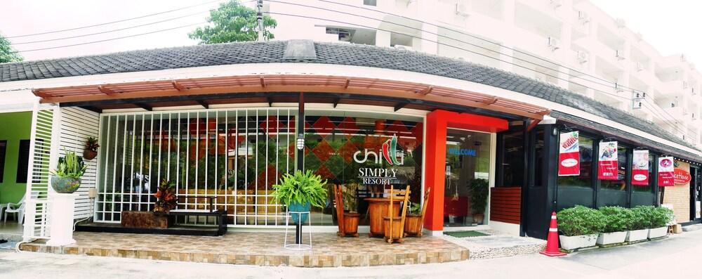 심플리 리조트 바이 메타디(Simply Resort By Metadee) Hotel Image 9 - Reception