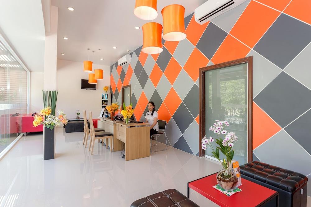심플리 리조트 바이 메타디(Simply Resort By Metadee) Hotel Image 2 - Reception
