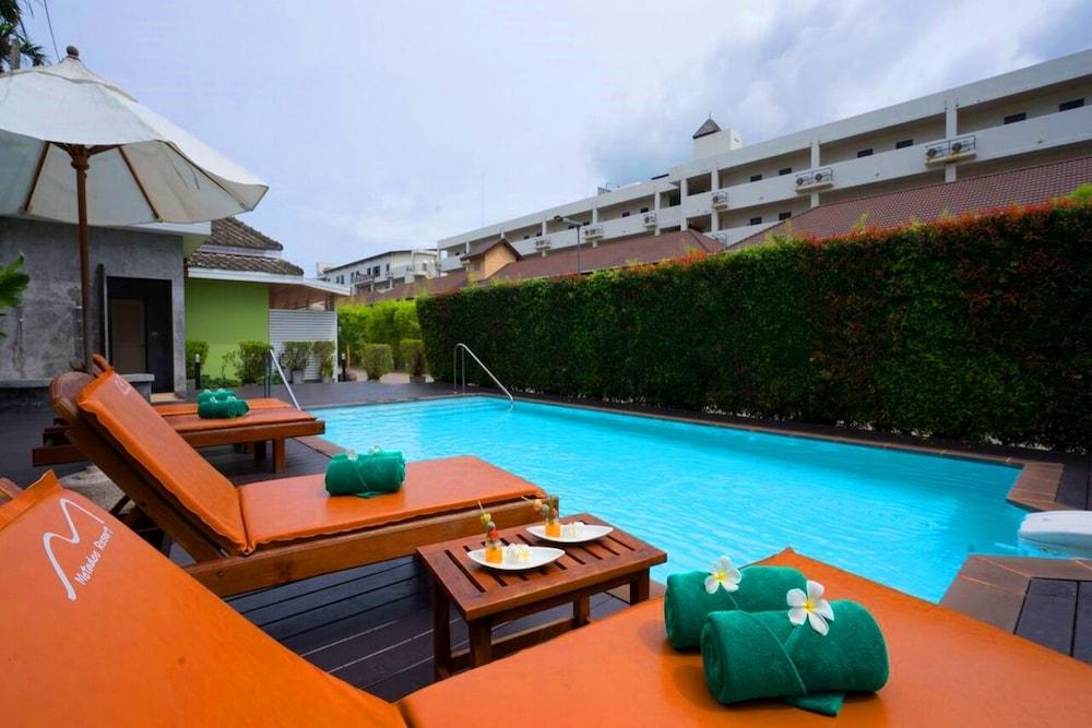 심플리 리조트 바이 메타디(Simply Resort By Metadee) Hotel Image 36 - Outdoor Pool