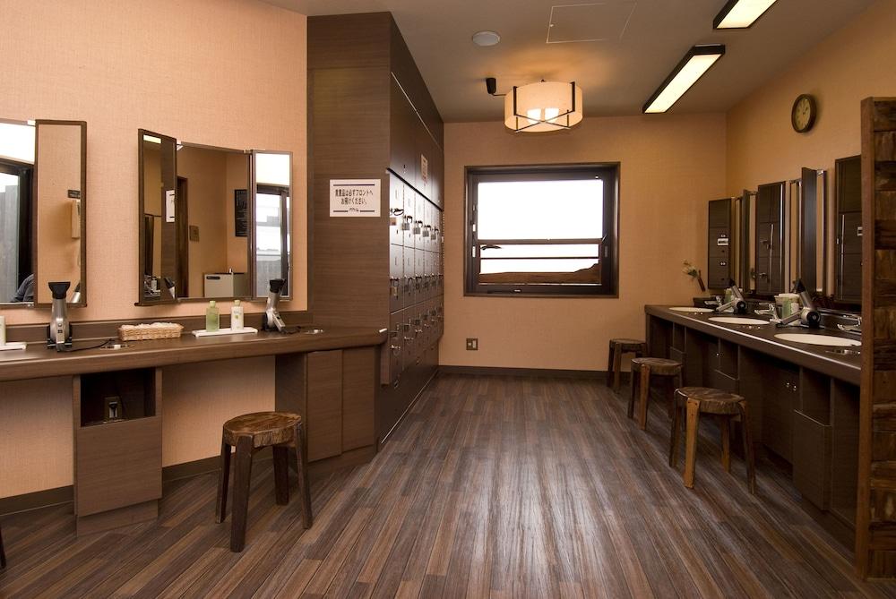 도미 인 와카나이 내추럴 핫 스프링(Dormy Inn Wakkanai Natural Hot Spring) Hotel Image 13 - Spa