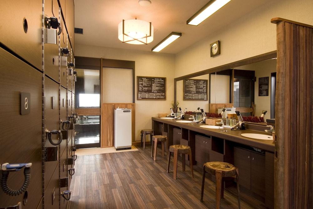 도미 인 와카나이 내추럴 핫 스프링(Dormy Inn Wakkanai Natural Hot Spring) Hotel Image 14 - Spa