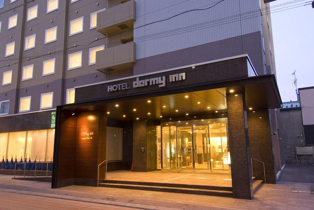 도미 인 와카나이 내추럴 핫 스프링(Dormy Inn Wakkanai Natural Hot Spring) Hotel Image 0 - Featured Image