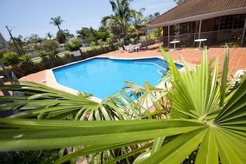 棕櫚島汽車旅館 Island Palms Motor Inn