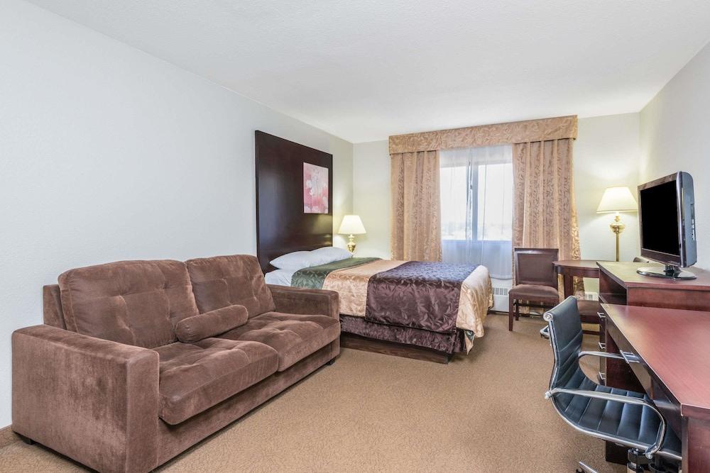 수퍼 8 바이 윈덤 이니스페일(Super 8 by Wyndham Innisfail) Hotel Image 2 - Guestroom