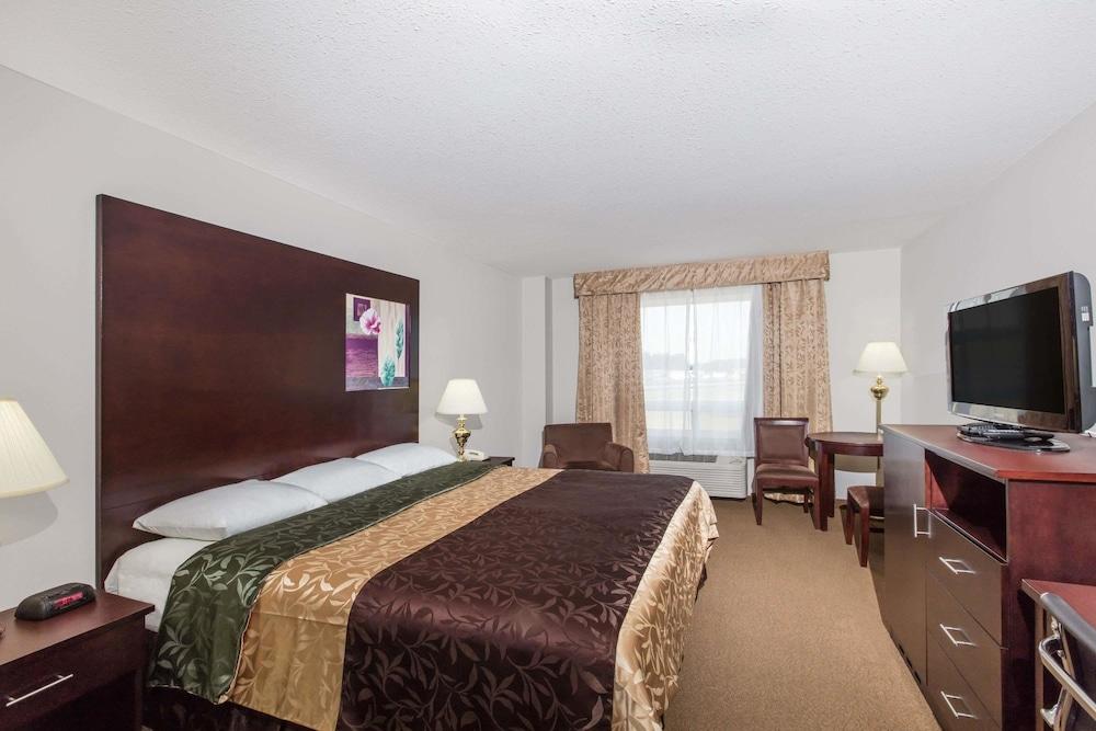 수퍼 8 바이 윈덤 이니스페일(Super 8 by Wyndham Innisfail) Hotel Image 8 - Guestroom