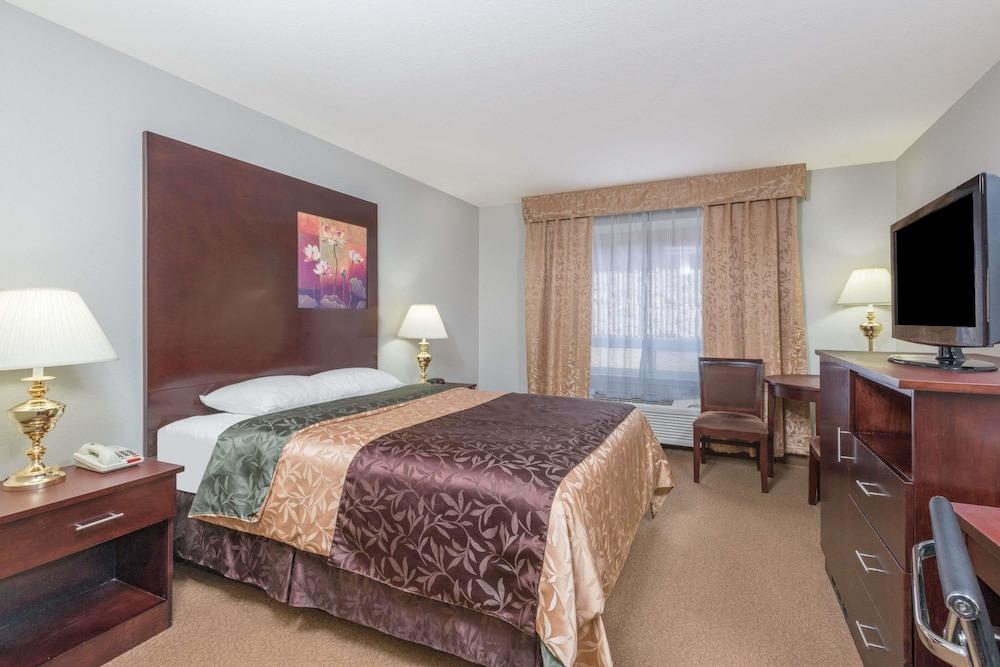 수퍼 8 바이 윈덤 이니스페일(Super 8 by Wyndham Innisfail) Hotel Image 6 - Guestroom