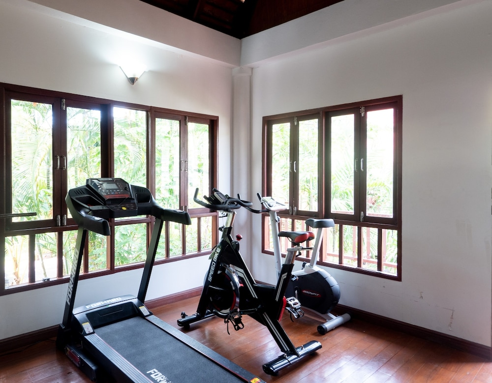 로얄 란타 리조트 & 스파(Royal Lanta Resort & Spa) Hotel Image 63 - Fitness Facility