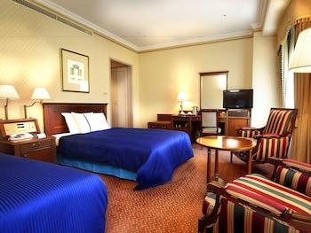 スーペリア ツインルームダブルサイズベッド 2 台禁煙ビュー|ウォーターマークホテル長崎・ハウステンボス
