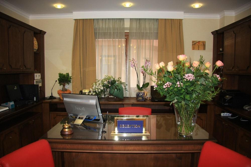 아르테미스 호텔(Artemis Hotel) Hotel Image 2 - Reception