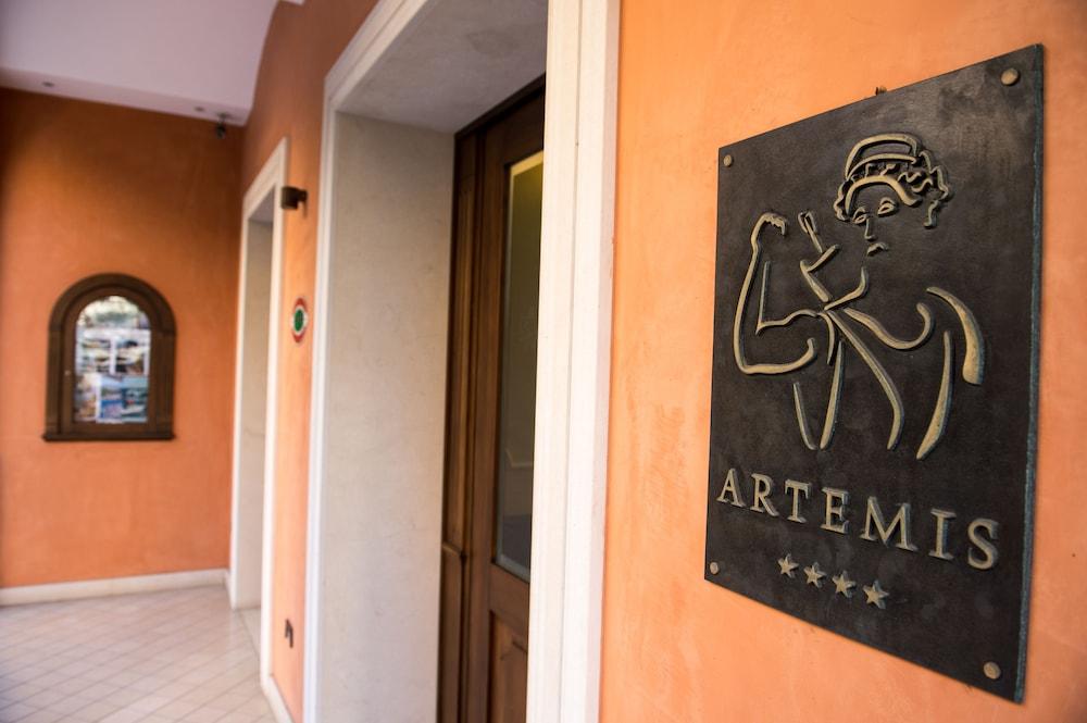 아르테미스 호텔(Artemis Hotel) Hotel Image 46 - Hotel Entrance