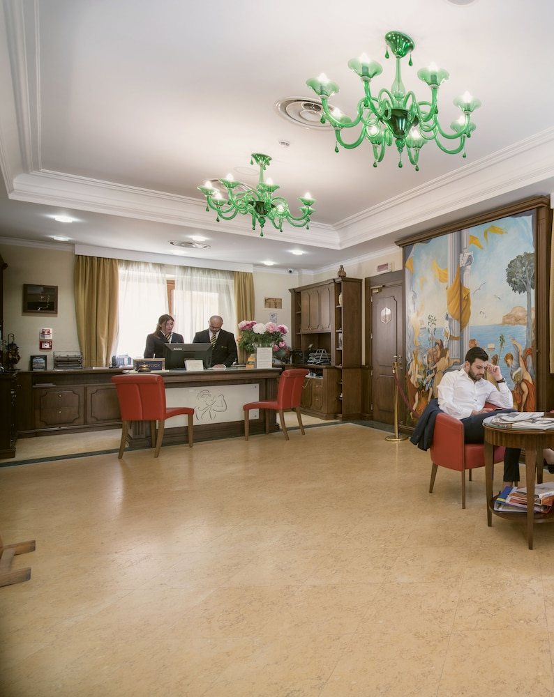 아르테미스 호텔(Artemis Hotel) Hotel Image 3 - Reception