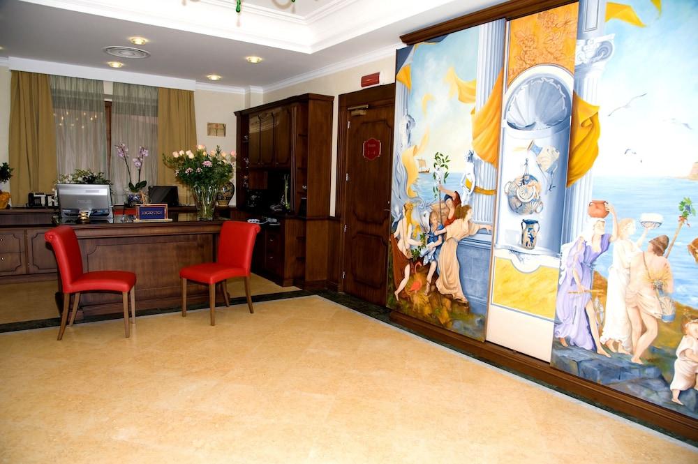 아르테미스 호텔(Artemis Hotel) Hotel Image 1 - Lobby