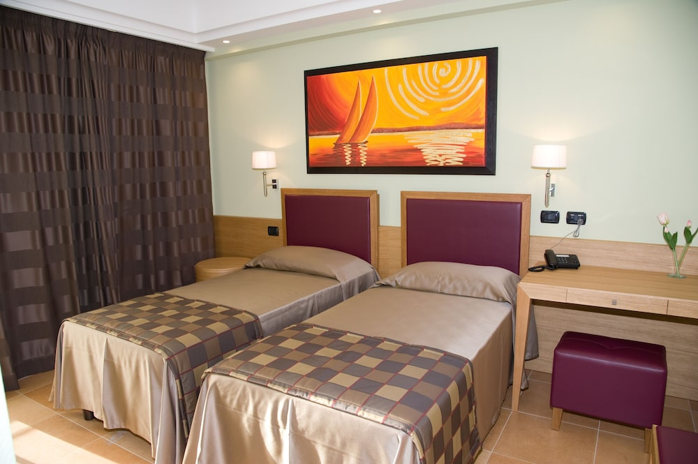 아르테미스 호텔(Artemis Hotel) Hotel Image 14 - Guestroom