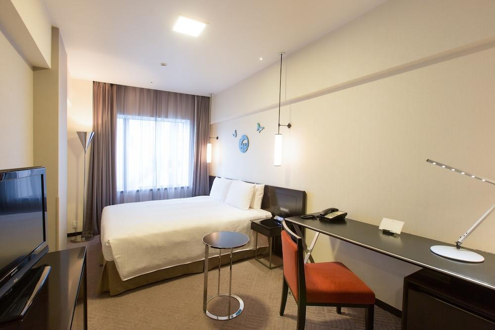 더 로얄 파크 호텔 교토 산조(The Royal Park Hotel Kyoto Sanjo) Hotel Image 18 - Guestroom