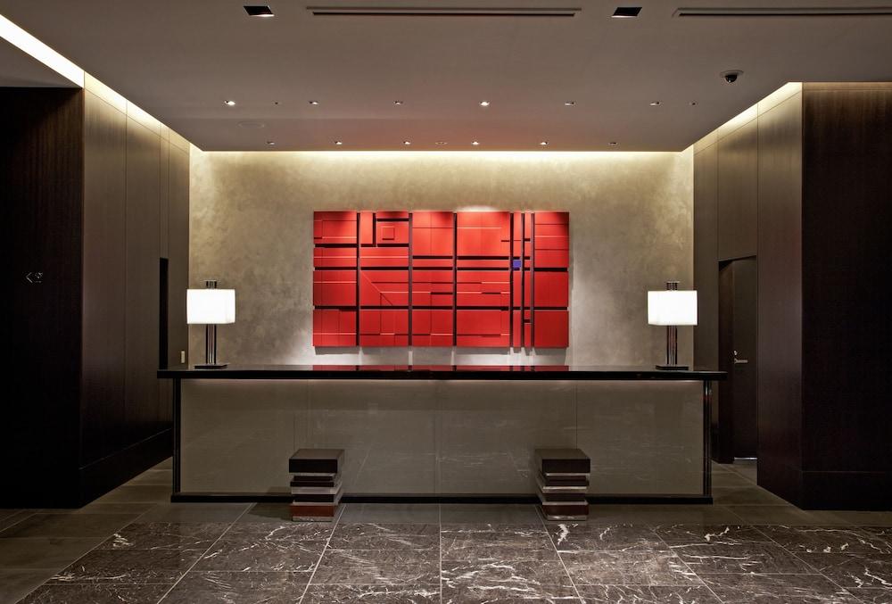 더 로얄 파크 호텔 교토 산조(The Royal Park Hotel Kyoto Sanjo) Hotel Image 7 - Reception