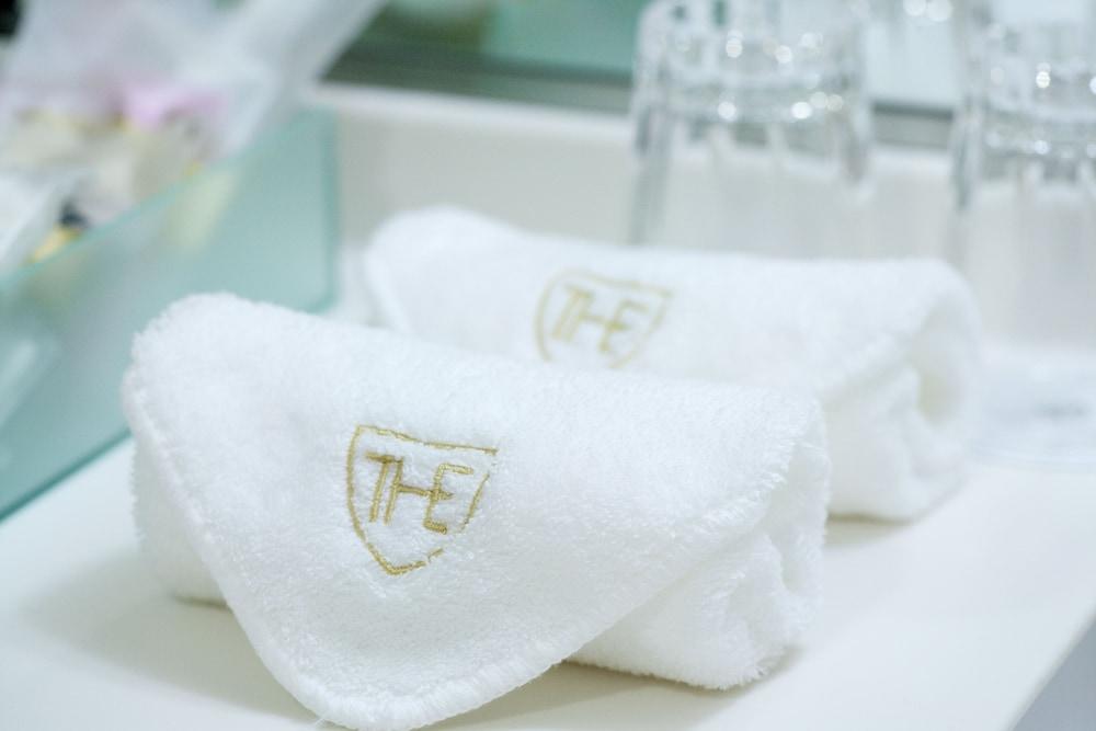 더 로얄 파크 호텔 교토 산조(The Royal Park Hotel Kyoto Sanjo) Hotel Image 33 - Bathroom