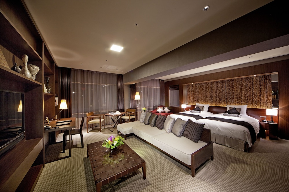 더 로얄 파크 호텔 교토 산조(The Royal Park Hotel Kyoto Sanjo) Hotel Image 15 - Guestroom