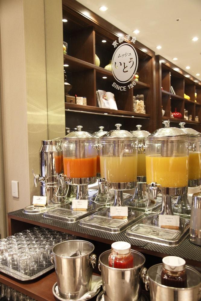 더 로얄 파크 호텔 교토 산조(The Royal Park Hotel Kyoto Sanjo) Hotel Image 37 - Breakfast Area