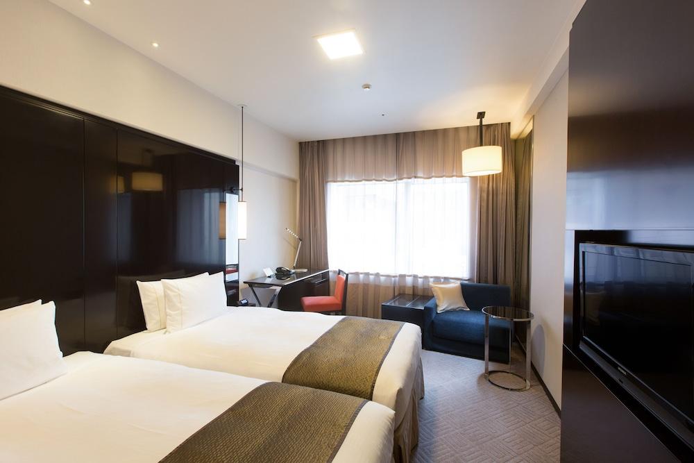더 로얄 파크 호텔 교토 산조(The Royal Park Hotel Kyoto Sanjo) Hotel Image 20 - Guestroom