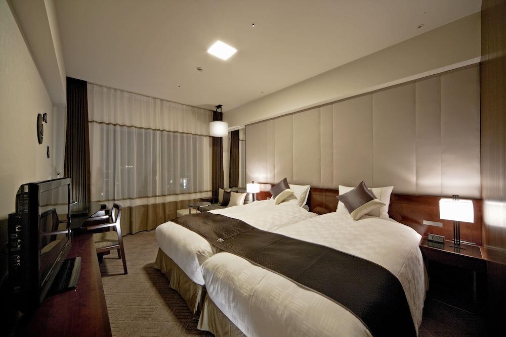 더 로얄 파크 호텔 교토 산조(The Royal Park Hotel Kyoto Sanjo) Hotel Image 16 - Guestroom