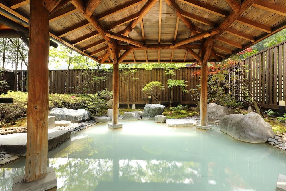 료테이 하나유라 료칸(Ryotei Hanayura Ryokan) Hotel Image 14 - Spa
