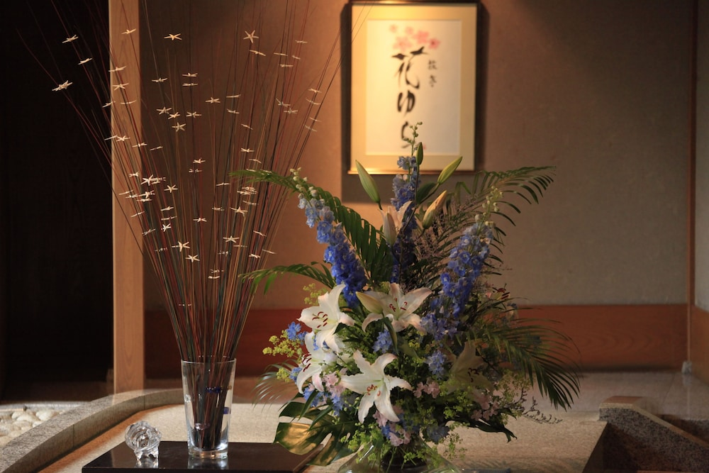 료테이 하나유라 료칸(Ryotei Hanayura Ryokan) Hotel Image 33 - Interior Detail