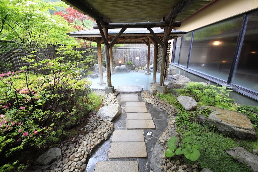 료테이 하나유라 료칸(Ryotei Hanayura Ryokan) Hotel Image 12 - Spa