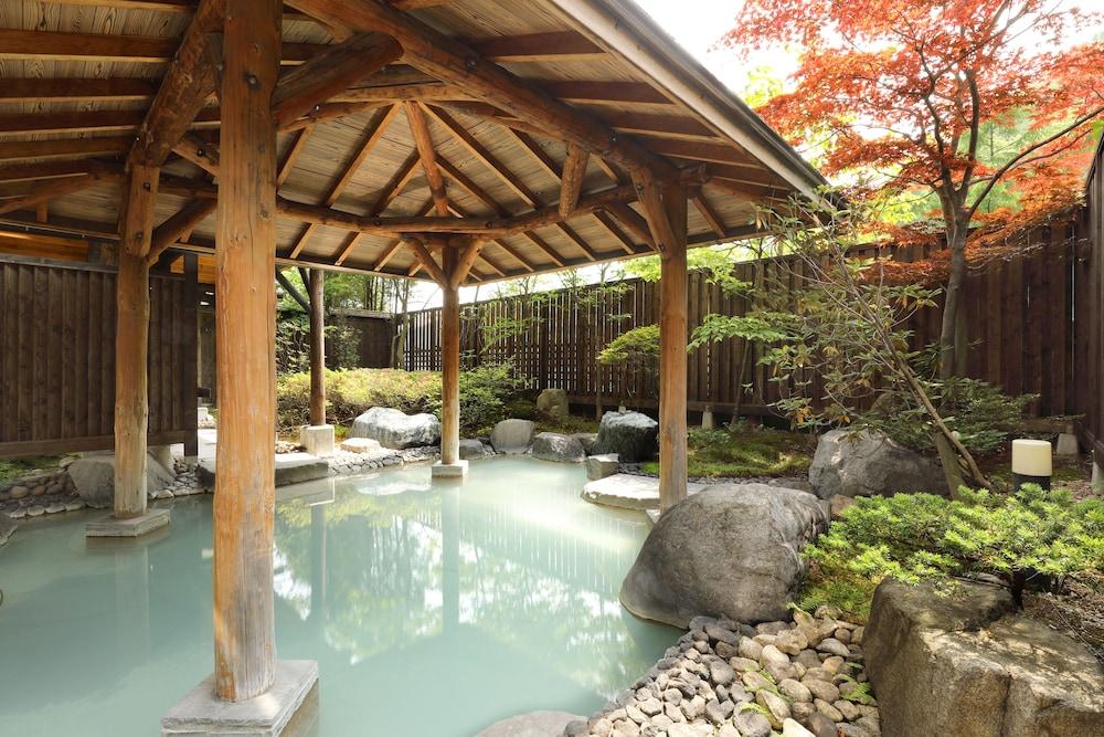 료테이 하나유라 료칸(Ryotei Hanayura Ryokan) Hotel Image 16 - Spa