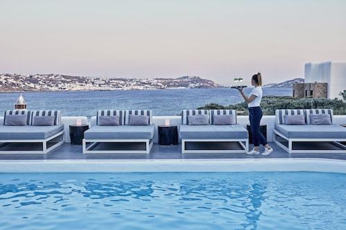 Mykonos Princess Hotel, South Aegean
